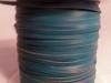 Aqua Kangaroo Leather Lace