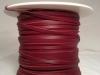 Burgundy Kangaroo Leather Lace