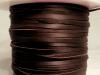 Chocolate Kangaroo Leather Lace