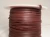 Dark Brown Kangaroo Leather Lace
