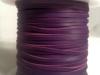 Purple Kangaroo Leather Lace