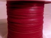 Red Kangaroo Leather Lace