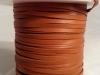 Saddle Tan Kangaroo Leather Lace
